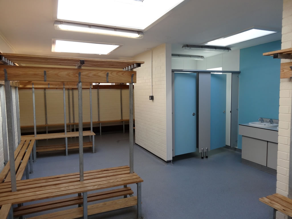 Swimming Changing Rooms